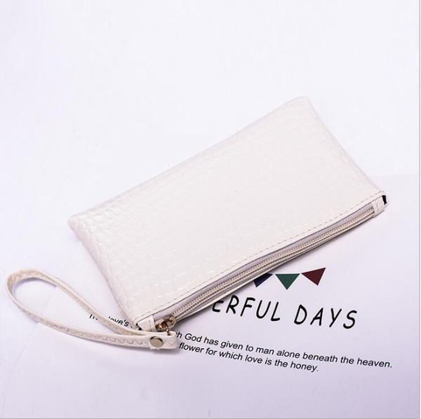 women clutch bag ladies large capacity coin purse mobile phone bag gift bag lady purse (565268894) photo