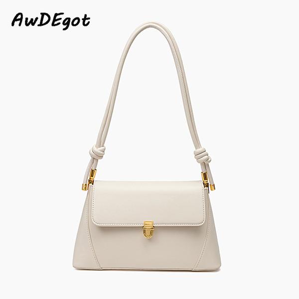 shoulder bags for women 2020 fashion lady hand purses elegant daily handbags underarm bag wholesale (570970195) photo