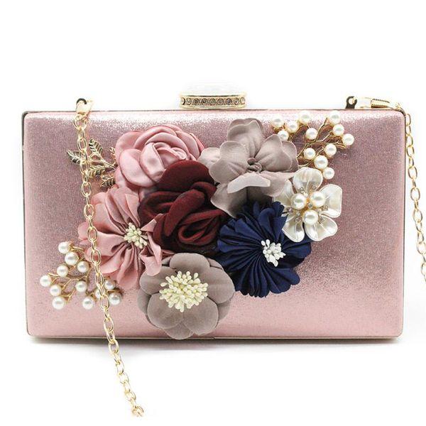 floral wedding purse handbag fabala clutch (572162450) photo