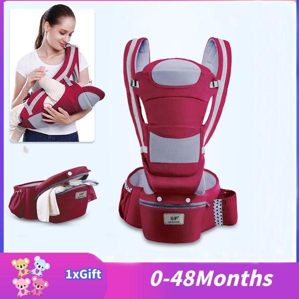 0-3-48m Portabebe Baby Carrier Ergonomic Infant Ergonomic Kangaroo Baby Sling For Newborns Ch01