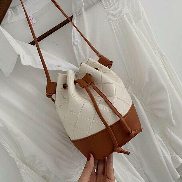 women purse shoulder handbag tote hobo satchel cross body bucket crossbody bag ladies string messenger bags (590689088) photo