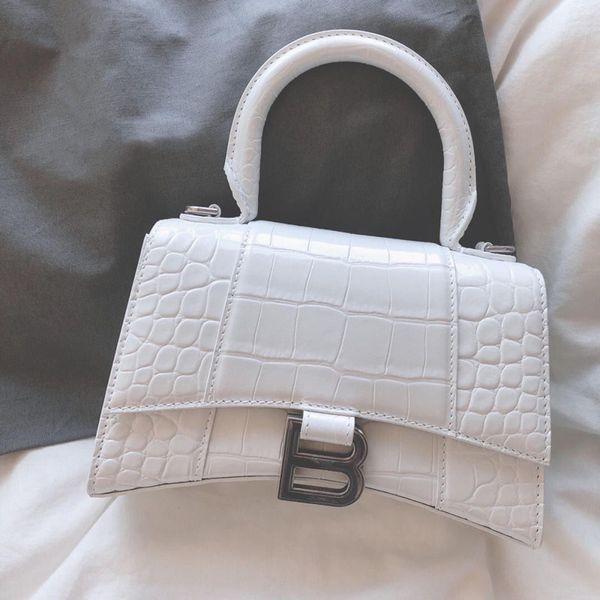 fashion wild b word motorcycle bags women purse and handbag small bag female 2020 new hourglass bag messenger handbag sac a main (571612166) photo