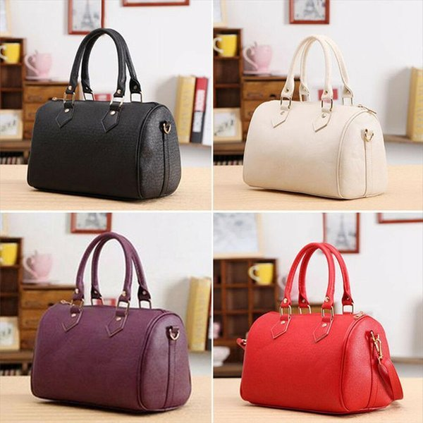 2020 fashion women handbag pretty messenger shoulder crossbody bags tote purse pu leather satchel large high quality (579543316) photo