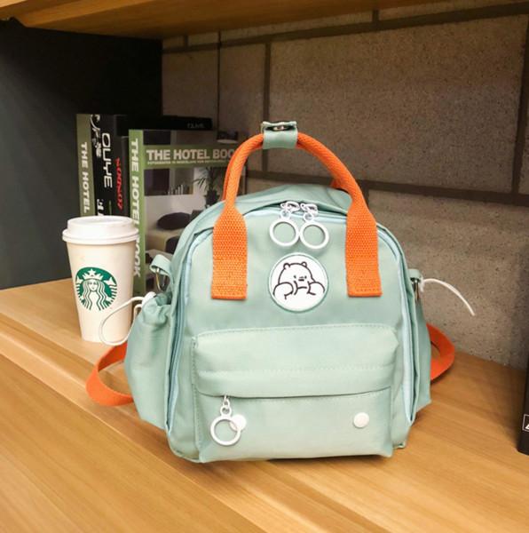 designer luxury handbags purses girls backpack wholesale student schoolbag waterproof lady bag shoulder bags gift (584967853) photo
