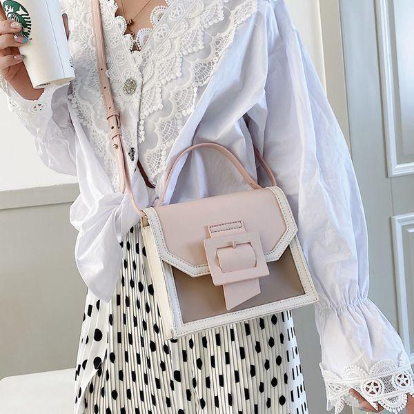 2020 new shoulder bag messenger bag handbag pu women women purses purses and handbags (583751779) photo