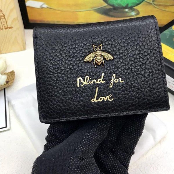 wallet classic purses letter flower women wallets cosmetic bag handbags purses come with box (584433108) photo