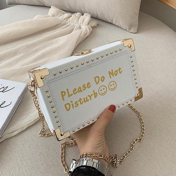 mini handbags women rivet purse fashion brand square messenger-bag (585530968) photo