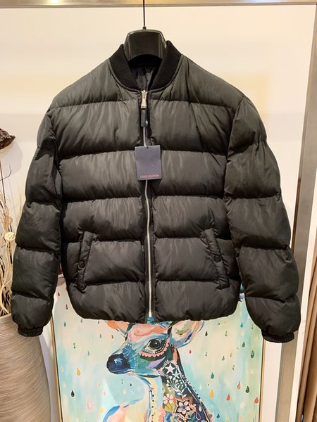2020 fall and winter mens designer luxury cotton filled reversible jacket ~ US SIZE jackets ~ tops designer jackets for men