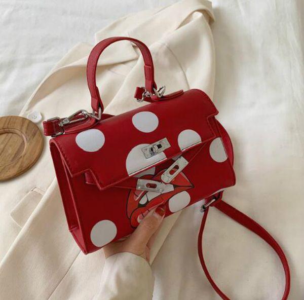 handbags purses pu women handbag wacky crossbody bags shoulder bag girl shipping bag (583789937) photo
