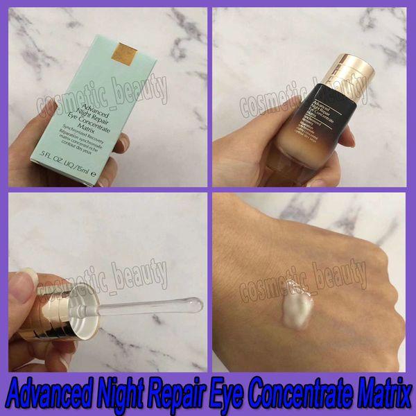 .15ml Advanced Night Repair Eye Concentrate Matrix Eyes skincare eye relaxing Moisturizing,Hydrating,Nutritious eye lotion cream