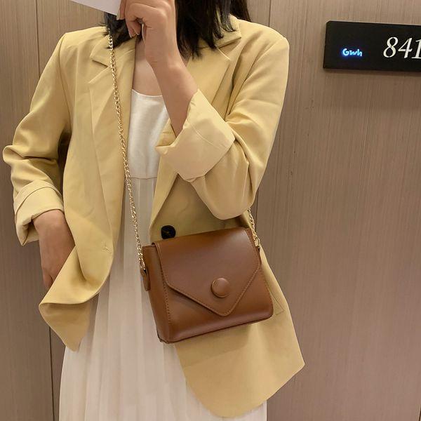 2020 new women's bag shoulder bag chain messenger pu purses women purses and handbags (583021864) photo