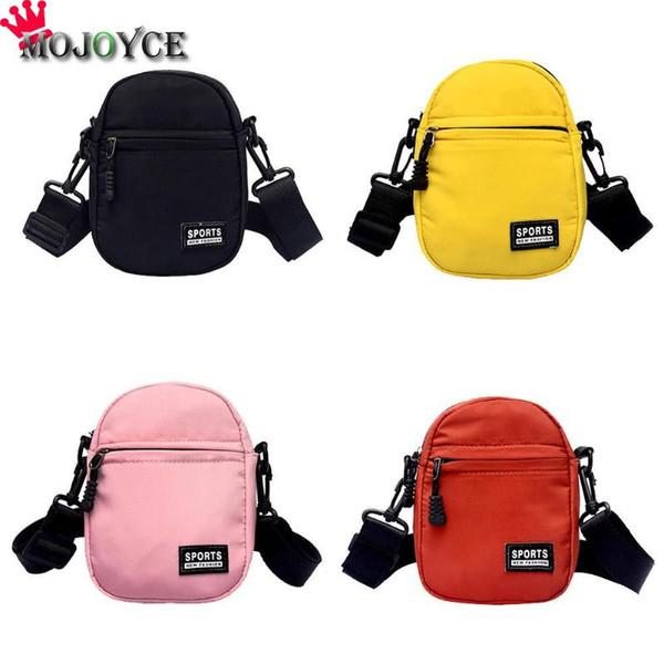 small messenger shoulder bags nylon sports casual phone mini purse (588626921) photo
