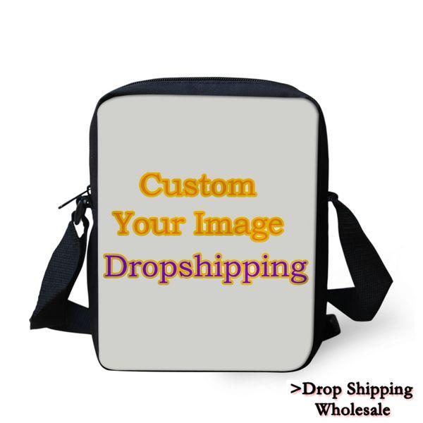whereisart custom crossbody bags for women girl diy purses handbags ladies designer bags drop shipping wholesale (585935412) photo