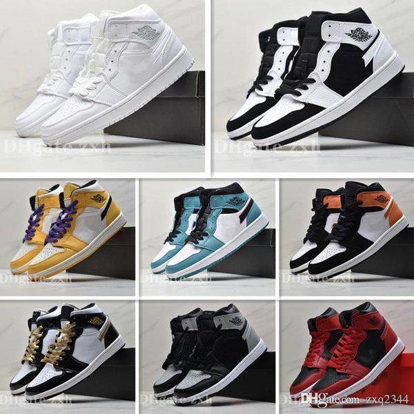SnakeskinJordanRetro 1 Jumpman Low 1s 1 OG Basketball UNC Chicago Top 3 Travis Scotts Washed Denim stylist Shoes 180898