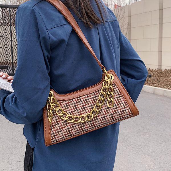 2020 new shoulder bags women handbags french bags pu women's purses and handbags purse (583751936) photo