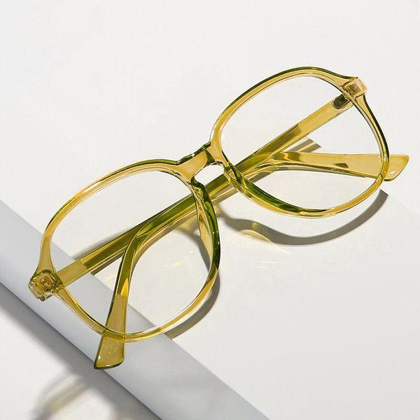 -2.5 iboode 0 -3 -1 -1.5 -2 -3.5 -4 -5 -6 Finished Myopia Glasses Men Short Sight Eyewear Black Transparent Frame Women Goggles