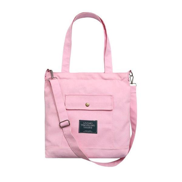 fashionable women messenger crossbody hobo satchel purse shoulder bag canvas handbag (591836036) photo