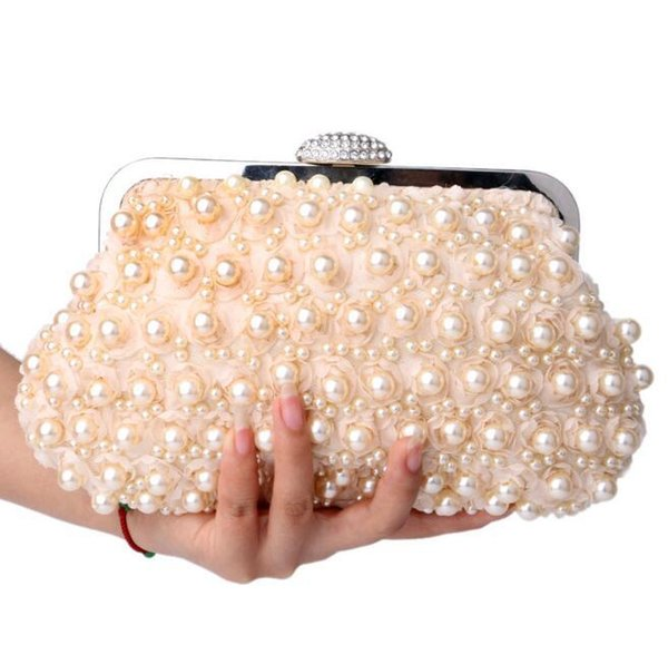 evening bags crystal small women bag cross body clutch bags and purses beaded diamond evening for party wedding ym1008 (597859146) photo