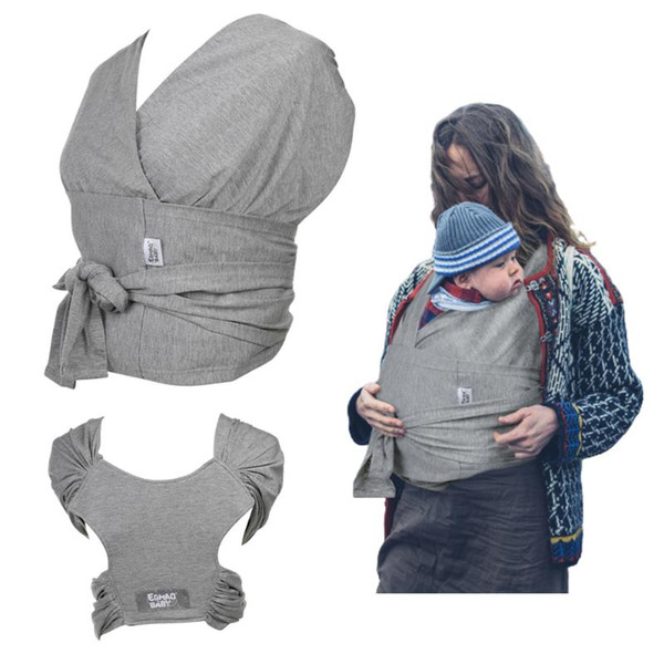 0-12 Month Baby Carrier Backpack Portable Front Facing New Cotton Ergonomic Kangaroo Infant Travel Accessories Baby Wrap Sling
