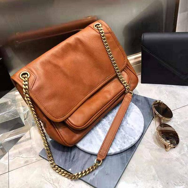 2020 women fashion totes shoulder crossbody y purse bag handbag purse bag genuine leather purse pack bucket (599310150) photo