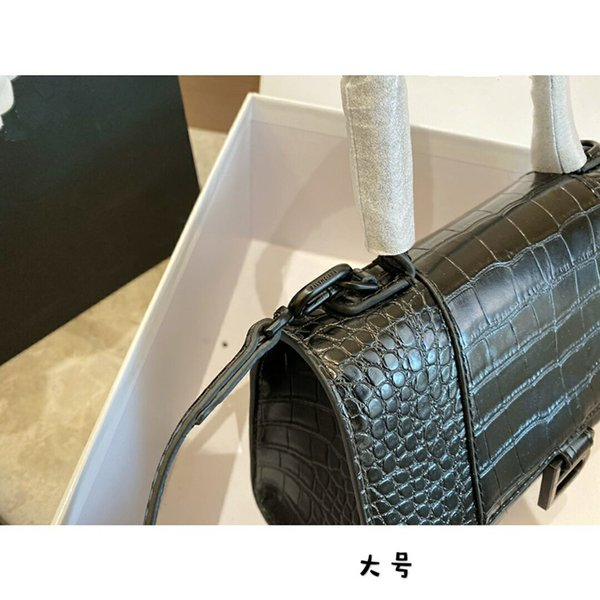 new arrival designer bags luxury women handbags classic b style leather purse minihourglass christmas gift (599196442) photo