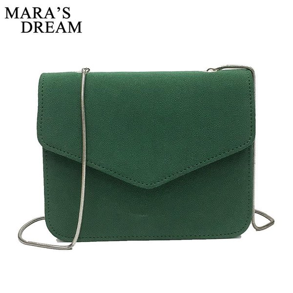 mara's dream leather messenger crossbody bag women chain bags mini small flap bag purse fashion lady shoulder b (592018368) photo