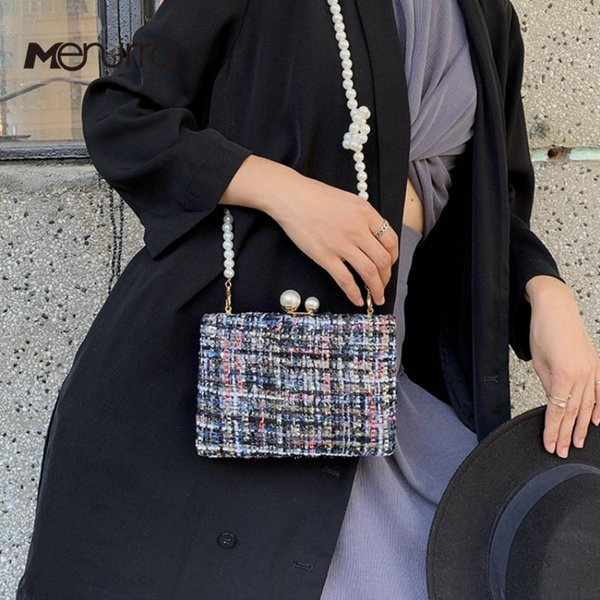 women evening bags wool clutches pearls beaded day clutch purses and handbags wallet evening wedding bag (595732114) photo