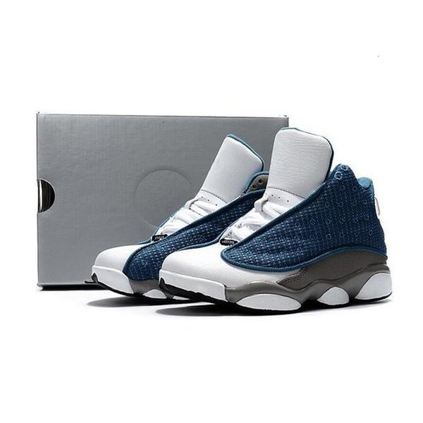 13 Online New Sale Cheap Kids basketball shoes for Boys Girls sneakers Children Babys 13s running shoe Size 11C-3Y with box