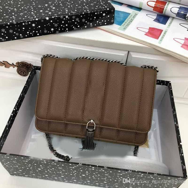 designer luxury handbag purse genuine leather y purse chain strap shoulder crossbody handbag fashion totes designer ladies purse bag (601728981) photo