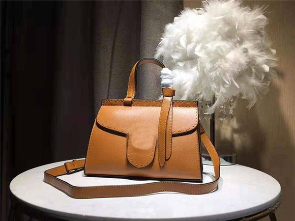 2020 new model double hardware purse bag handbag purse great quality women handbag fashion totes good purse (599201260) photo