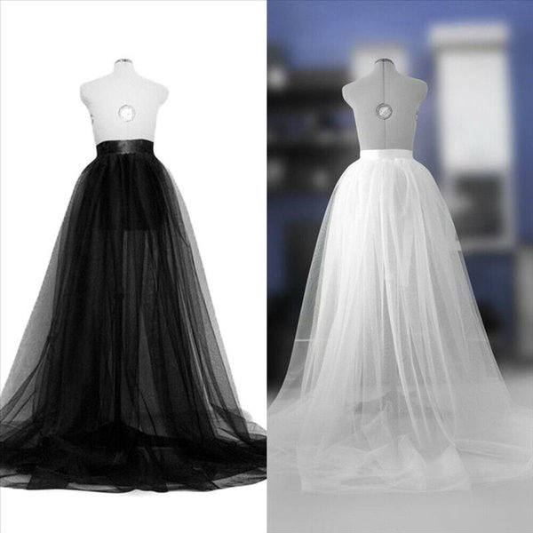 Brand Sexy Elegant Chiffon Long Skirt Women A-line Tulle Tutu Long Skirt Wedding Party Prom Bandage Mesh Maxi Skirt