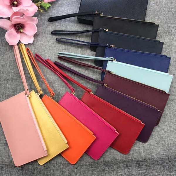 designer card holder for women designer card purse original coin purse women designer wallet classic zipper pocket wholesale (600708838) photo