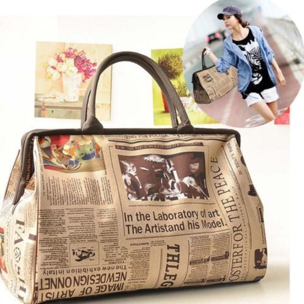 retro handbag shoulder bags tote leather women hobo bag handbags messenger purse satchel vintage (591266889) photo