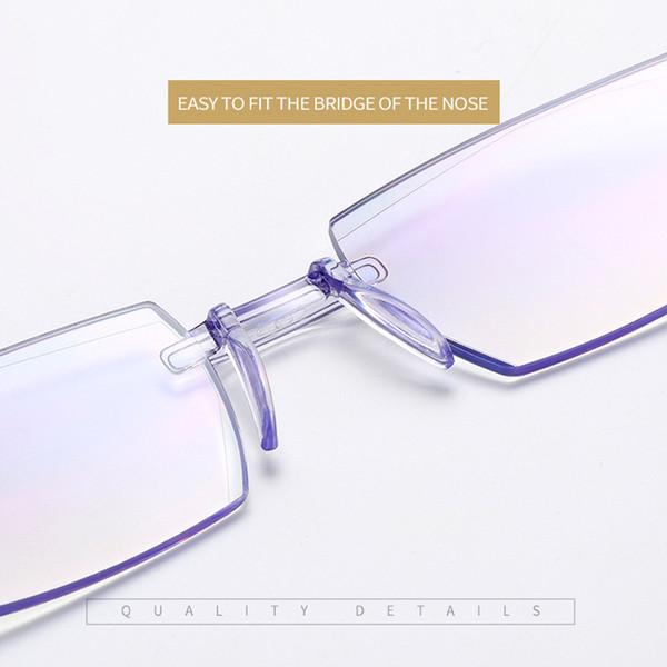 -2.5 Newiboode -4.0 -1.0 -3.0 -1.5 -2.0 Finished Myopia Glasses Classic Anti blue Light Prescription Optical Eyeglasses Women Men2021