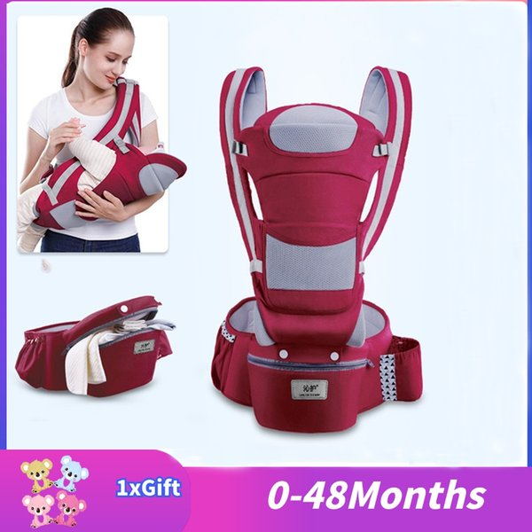 0-3-48m Portabebe Baby Carrier Ergonomic Baby Carrier Infant Baby Ergonomic Kangaroo Sling For Newborns Ergoryukzak