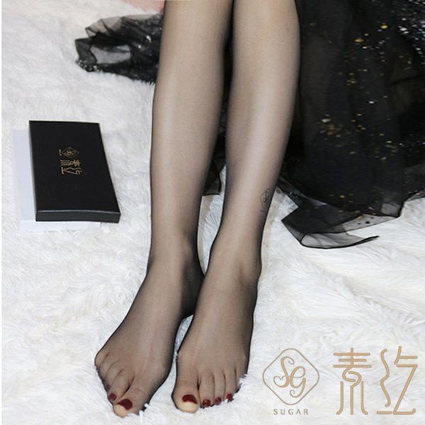 """""""Su Ge sugar"""" meet Series T crotch 3D light and thin silky no trace fine smooth comfortable pantyhose silk stockings"""