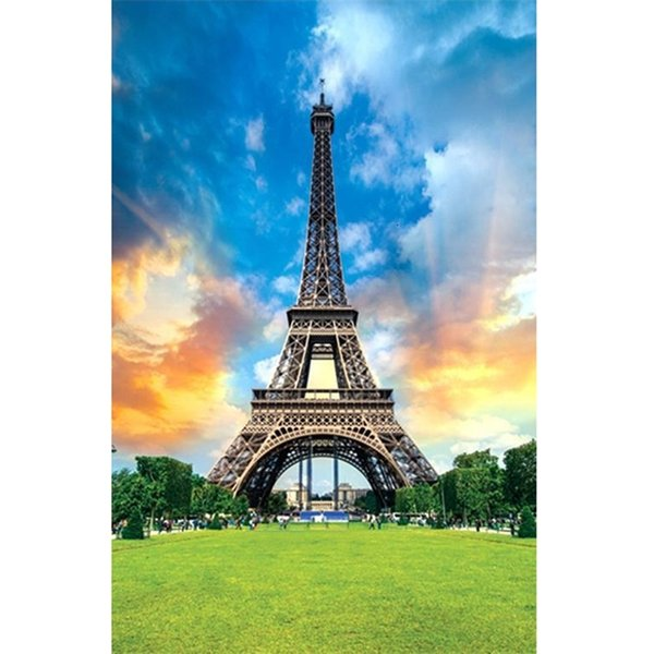 1000 Pieces Puzzle Kids Jigsaw Landscape Puzzles Educational Toys For Children Puzzles Gift Diy Jigsaw Puzzle Toys Y200421