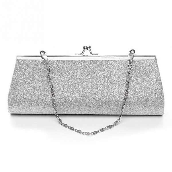 wholesale- ladies clutch purses chain handbag for women evening bags bride wedding party purse (407461691) photo