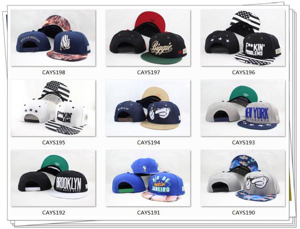 Шляпы Snapback Cap Cayler Sons Snapbacks команды Бейсболки повседневные кепки Шляпа Регулируемы фото