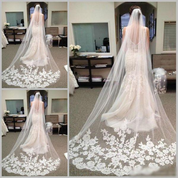 Véus de noiva allanhu
