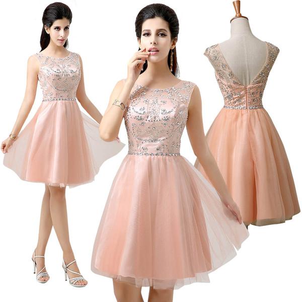Платье на вечер короткие