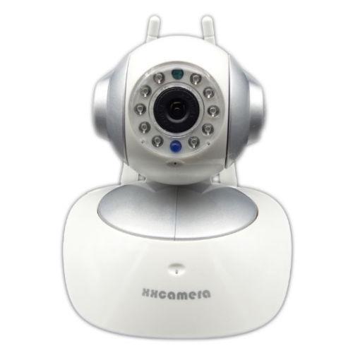 XXCamera Wireless Surveillance IP Camera with Remote Internet Motion Detection