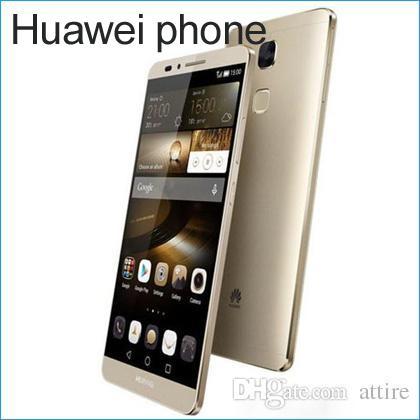 Huawei Оригинальные телефоны MT7-TL10 MT7 UL00 MT7 CL00 помощник 7 4G 32gb 16gb 6inch телефон Окта Основные 1920 * 1080 пикселей Huawei Ascend помощник