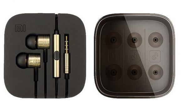 Auriculares 3.5mm metal Universal