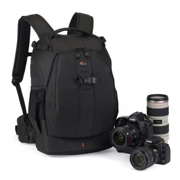 Lowepro Flipside 400 AW DSLR Negro Digital Camera Bag Mochila para Canon Nikon Sony