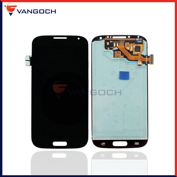 LCD Affichage à l'écran tactile Digitizer Assemblée pour Samsung Galaxy S4 i9500 i9505 I545 I337 remplacement réparation M919 L720 R970