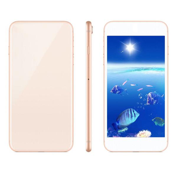 Goophone ix i8plu  android 6 0 5 5inch quad core 1gram 4gbrom add 8gb memory card 3g  how fake 4g unlocked phone