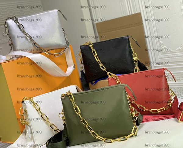 20 X 4 X 12cm Chain Tassel Silver Handbag