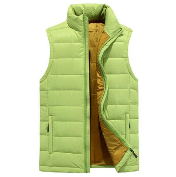 Fall Brand Winter Coat Fashion Outerwear Warm Down Vest Men Good ...