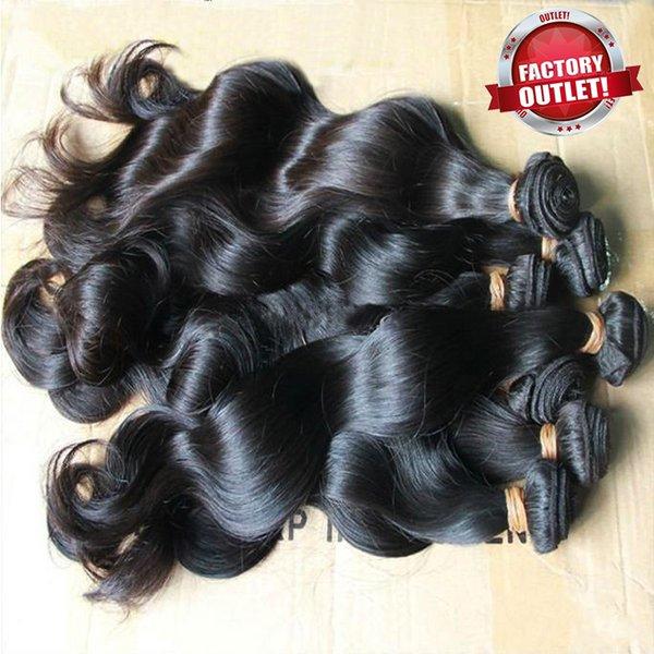 Cheveux brésiliens 7A